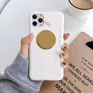 Vente en gros Designer Phone Case Marque téléphone portable pour iPhone de luxe Femmes Hommes Lady 11 Pro Max X XS 7P 8P Plus 7 8 2070708B