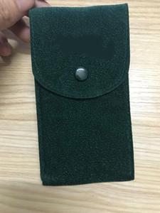 새로운 탑 판매 도매 탑 슬리퍼 시계 가방 내부 및 외부 유니섹스 시계 가방 유니섹스 시계 가방 지갑