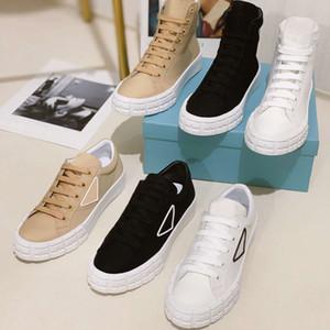 Neue Liebhaber Solide Farbe Lässige Leinwandschuhe Hohe und niedrigste Leinwandschuhe Top-Qualität mit Box