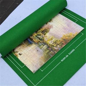 Jigsaw Puzzle Puzzle Puzzle Puzzle Storage Puzzle Économiseur Écédent Tapis Environmental Friendly Mate 201218