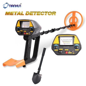 Free Shipping Accessories MD-4080 Underground Metal Detector PIN pointer Gold Detectors Treasure Detector Circuit Metales