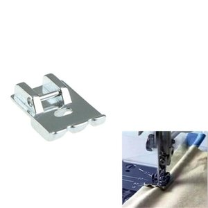 Çok fonksiyonlu ev dikiş makinesi ayak baskı makinesi fermuar dikiş makinesi tankı baskı ayağı fermuar