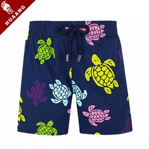 Vile Kids Swimwear 4-14 Years Brand Board Shorts Turtle Printed Boardshort Quick Dry Youth Beach Shorts Swimwear Boys Vilebre Swimsuit