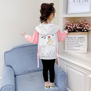 Childrens Clothing Girls Jacket 2020 5 New 7 Children 8 Spring and Autumn 6 Jacket Fashionable Spring 10 Fashionable Clothes 12 Years Old