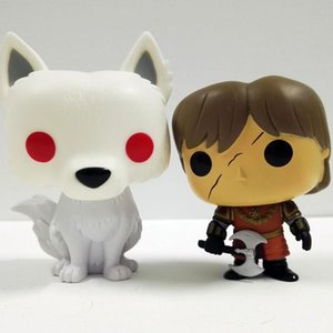 funko pop Bailing Icefield Wolf Tyrion Lannister figure toy