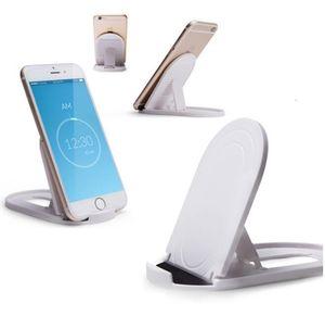 Tragbare einfache Multi-Winkel-verstellbare Halterungständer, universeller Lazy-Desktop-Klapphalter für iPhone / iPad / Tablets / Handyhalterung