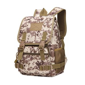 800D Oxford cloth training package army fan outdoor camping tactical backpack camouflage Mountaineering bag