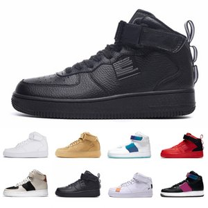 Black Utility Red High Have A Good Game dunk OG high fashion platform men women running shoes triple black mens trainers sports sneakers