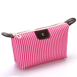 Makeup Bags Handbags Lady Make Up Leather Multi-function Travel Cosmetic Bag Waterproof Wash Bag Wash Tool Organizer Storage Bags EWD3235