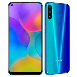 Оригинальные Huawei Honor Play 3 4G LTE Сотовый телефон 6 ГБ RAM 64GB ROM KIRIN 710F OCTA CORE 6,39 дюйма Полноэкранный экран 48MP ID отпечатков пальцев мобильный телефон
