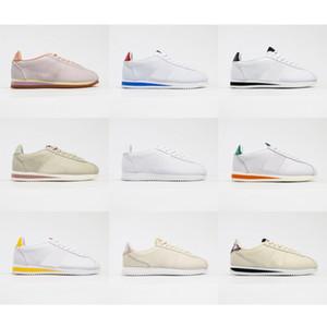Лучшие продажи Best New Cortez Обувь мужская Женская Повседневная Обувь Кроссовки Дешевые Кожаные Оригинальные Оригинальные Обувь Cortez Ультра Муай