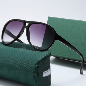 High Quality 539 Designer sun glasses Gold Frame mirror sunglasses Fashion womens sunglasses UV Mens sunglasses pilot classic sun glasses