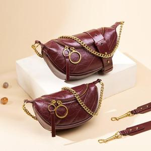 Women Waist Bag Ladies Fashion Diagonal Chest Bag European and American Wild Trend Single Shoulder Saddle Bag Gift 406