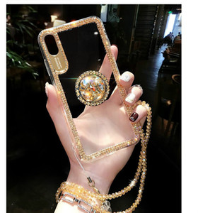 New Designer Rhinestone Phone Case For iphone 12 Mini 11 Pro Max Xs Xr X Luxury Glitter Protective Shell For iphone SE 2020 7 8 Plus