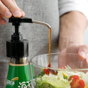 Xarope Ketchup Garrafa de pressão bocal de cozinha gadgets molho de ostra push-type push-typ bico de pressão do bico de cozinha BBYXYU