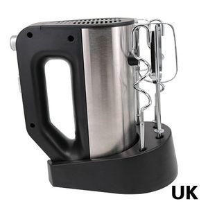 Food Mixers Electric Hand Mixer Handheld Kitchen Blender Egg Beater Handheld Blender EU UK Plug Cooking Tool Gadget Y1201