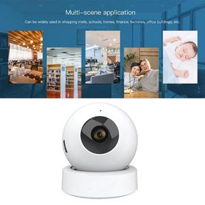 1080P WiFi Camera 2MP (1920TVL) Indoor Pan Tilt Security Wireless IP Camera