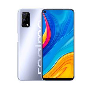 "Original Realme V5 5G Mobile Phone 8GB RAM 128GB ROM MTK 720 Octa Core Android 6.5"" Full Screen 48MP 5000mAh Fingerprint ID Smart Cell Phone"