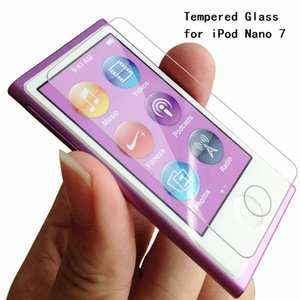 Tempered Glass Shield Guard for Na 7 8 Protective Film Na7 Na8 Front Screen Display Protector Cover MP3 4 Screen Protectors