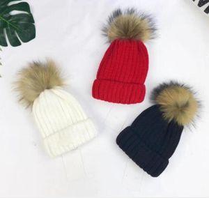 الخريف الشتاء الأطفال قبعة متماسكة قبعة للفتيات والفتيان قبعة أزياء الطفل أطفال قبعة للأطفال طفلة بوي هدية