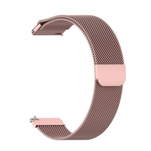 Replacement Watch Band Wrist Straps For Huami AMAZFIT GTR Smart Watch 42mm new fashion 2019 stainless steel
