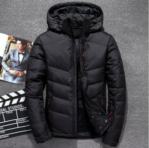 New North The Winter clothing Men Down Jackets Parka keep Warm down Coat Softshell Hats thick outdoor outerwear face mens jacket M-3XL
