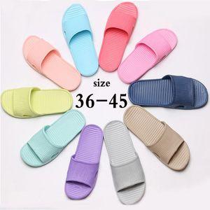 Slippers Men Hospitality Word drag wholesale Couple Indoor Eva Home Hotel Sandals & Slippers Women Summer Non-slip Bathroom #tx8