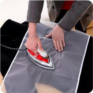 Ironing Cloth Guard Random Colors Protective Press Mesh Household Protective Insulation Ironing Board Cover Against Pressing Pad
