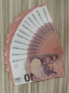 Euro Hot Sales Fake Money Movies Specific Prop 10 20 50 100 200 500 Popular Toy Money Festive Party Games Collections Gifts58