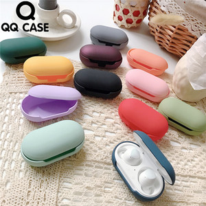 Matte Hard PC Protective Shell For Samsung Galaxy Buds Case Bluetooth Wireless Earphone Bag Charging Cover Box Accessories