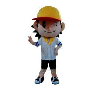 Beyzbol Erkek Maskot Kostüm Karikatür Karakter Yetişkin Boyutu LongTeng (TM) 0225424