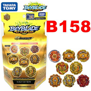 Original Takara Tomy Bayblade Burst GT B-158 8 Zufallsbeutel aus explodierenden Gyros Junge Spielzeug Sammlung Spielzeug Beyblade LJ200921