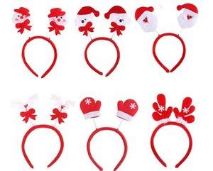 New Arrive Christmas decorations Santa Claus Fawn headband head buckle Christmas party Headwear