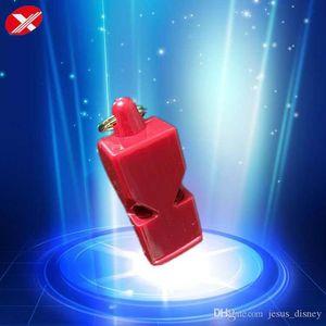 200PC Outdoor Plastic Soccer Football Basketball Hockey Baseball Sports Referee Whistle Survival Whistle