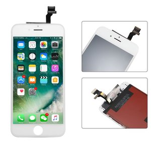 10PCS LCD For iPhone 6 Plus 6p LCD 5.5 Inch Touch Screen Complete Assembly Display Replacement 100% Brand New Free shipping DHL