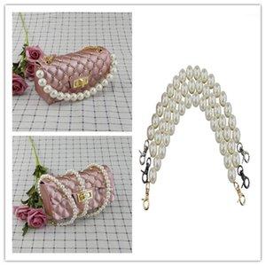 Spedizione gratuita perla sacchetto cinghie accessori fai da te per le donne sostitutive spalla messenger borsa