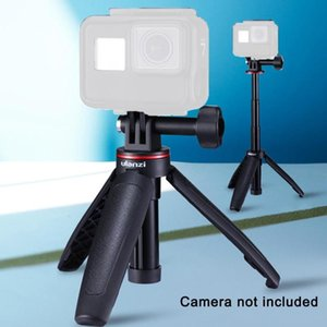 2020 New MT-09 Extend Vlog Tripod Mini Portable Action Osmo Tripod 5 Camera 6 Hero Session Black For 7 8