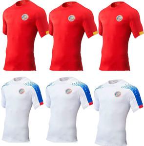 2020 Costa Rica Soccer Jerseys New Bryan Navas K. Waston Home Football Shirts R. Wallace M. URENA Uniformes de manga corta