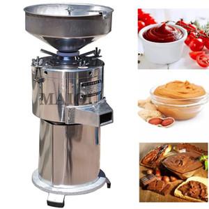 Ventas de fábrica 1500w Molino coloidal Máquina de maní Máquina de mantequilla comercial Soja de soja Sesame Salsa / Pegar Making Machine 220V / 110V