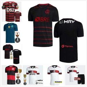 BRUNO HENRIQUE 2020 2021 flamengo Camisa de futebol GABRIEL BARBOSA Libertadores football shirts DIEGO Flamengo 20 21 CR socceer jerseys
