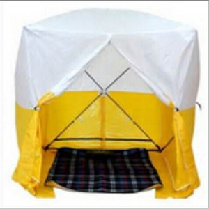7-10 days arrive Free shipping tunnel tent emergency tent outdoor pop up tent engenharia civil 180x180x200cm Z1123