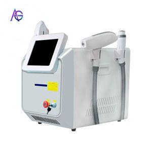 2020 Portable IPL Láser Remoción de cabello ND YAG Láser Tattoo Máquina de remoción RF Face Lift Elight Opt SHR IPL 360 Máquina de belleza óptica
