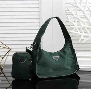Bolsas de desenhista saco das mulheres moda bolsa de ombro com triângulo invertido sacos de embreagem simples com sacos de mensageiro portáteis