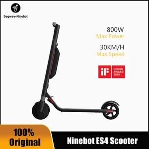 세그웨이 전기 스쿠터 ES4 스마트 전기 킥 스쿠터 접이식 경량 호버 보드와 APP 2020 뉴 버전 1.5 Ninebot