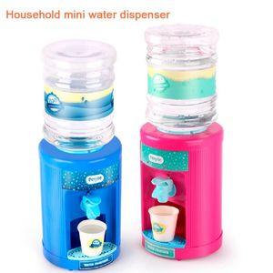 Distributeur d'eau portable pour Soda Coke boit de l'eau en bouteille à l'envers Mini Fontaine Distributeur de dessin animé pour enfants adultes