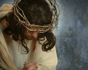 Catholic picture SUFFERING CHRIST Home Decoration Handcrafts  HD Print Oil Painting On Canvas Wall Art Canvas Pictures 201126
