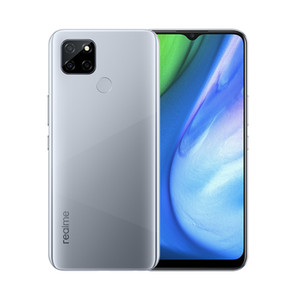 Original Realme V3 5G Mobile Phone 8GB RAM 128GB ROM MTK 720 Octa Core Android 6.5 inch Full Screen 13MP AI Fingerprint ID Smart Cell Phone