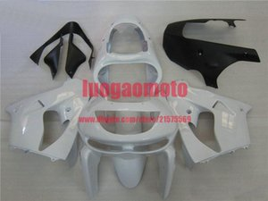 Customize fairings KAWASAKI ZX9R ZX 9R 1998 1999 bodywork KAWASAKI zx9r 1998 1999 NINJA ZX9R 98 99 body kits white #Z8M37