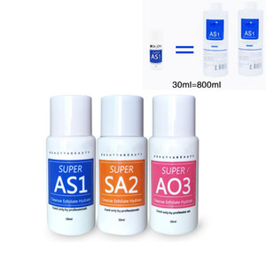 Aqua Peeling Solution Skin Clear Essence Product Hydra Facial Serum for Hydrafacial Machine Skin Deep Cleaning For Normal Skin Fast