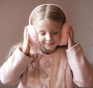 Plush New Slouchy Unisex Winter Lovely Earwarmers Earcap Adult Warm Earmuffs Cover Women Kids Children's Sport Ear 2018 wmtIL dh_garden